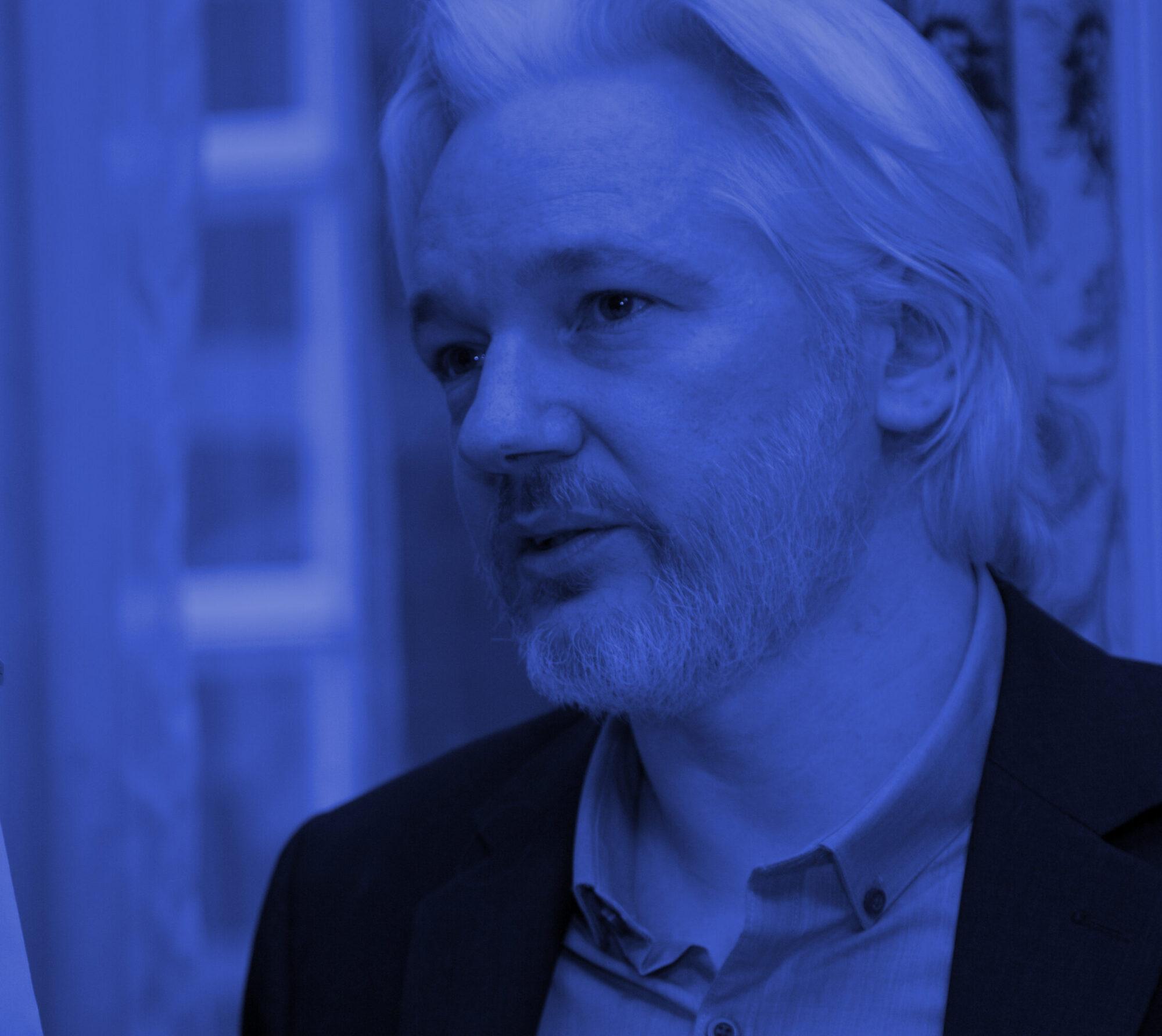 Menschenrechte für Julian Assange – für Rechtsstaatlichkeit und Pressefreiheit!